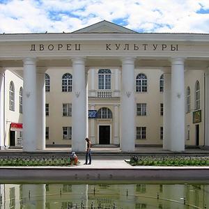 Дворцы и дома культуры Вурнар
