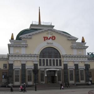 Железнодорожные вокзалы Вурнар